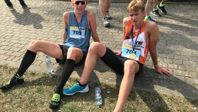 Photo of Dorian Horsten. Zaprogramowany na triathlon