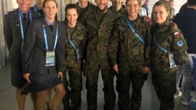 Photo of Triathloniści w mundurach na igrzyskach wojskowych