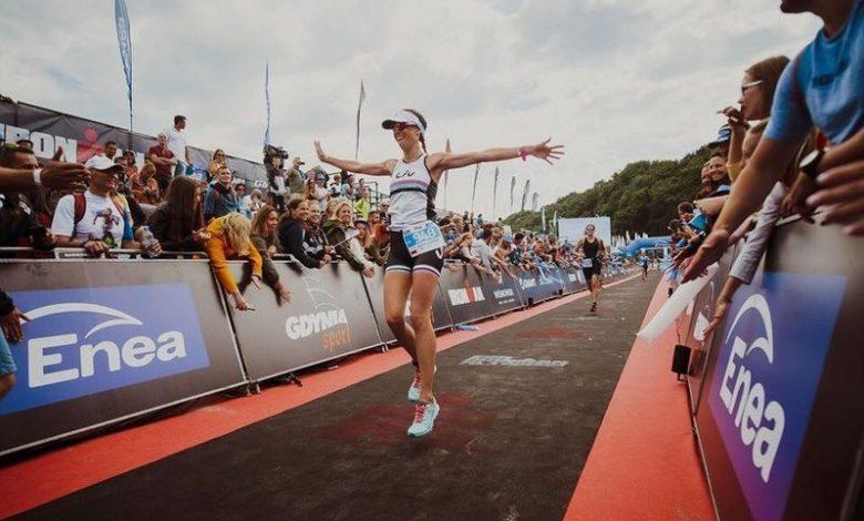Aleksandra Kieda triathlon