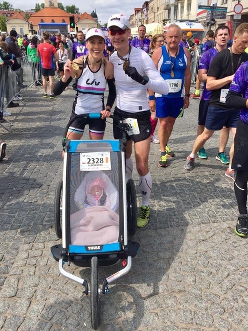 Aleksandra Kieda - triathlon