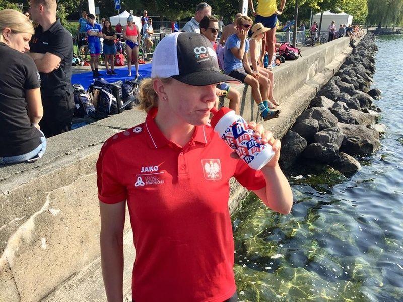 Alicja Ulatowska triathlon