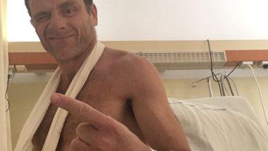 Photo of Marcin Konieczny uległ wypadkowi na rowerze