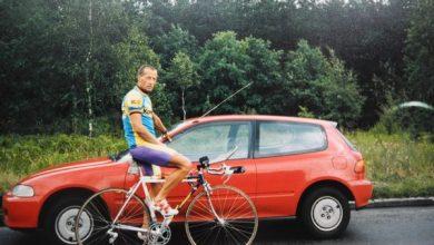 Photo of Stanisław Zajfert żywa legenda polskiego triathlonu