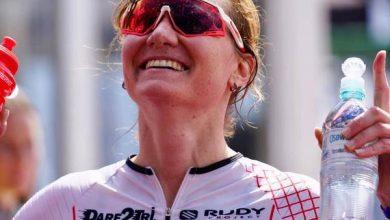 Photo of Joanna Sołtysiak zwycięsko powróciła do triathlonu
