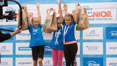 Photo of Enea Junior Poznań Triathlon za nami. WYNIKI
