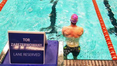 Photo of Jakub Bielecki o pływaniu amatorów w triathlonie