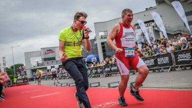 Photo of Najpierw gadał, teraz wystartuje w triathlonie