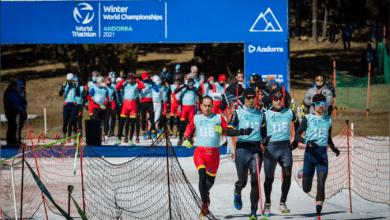 Photo of Hiszpania zdominowała MŚ w zimowym triathlonie