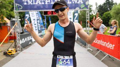 Photo of Triathlon Lwa. Wygrana Słupika i Głuszkowskiej na 1/8IM